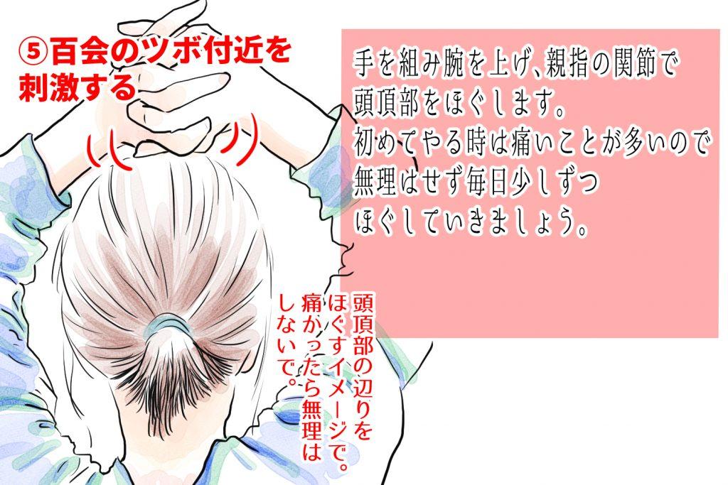 頭 頂部 の 痛み